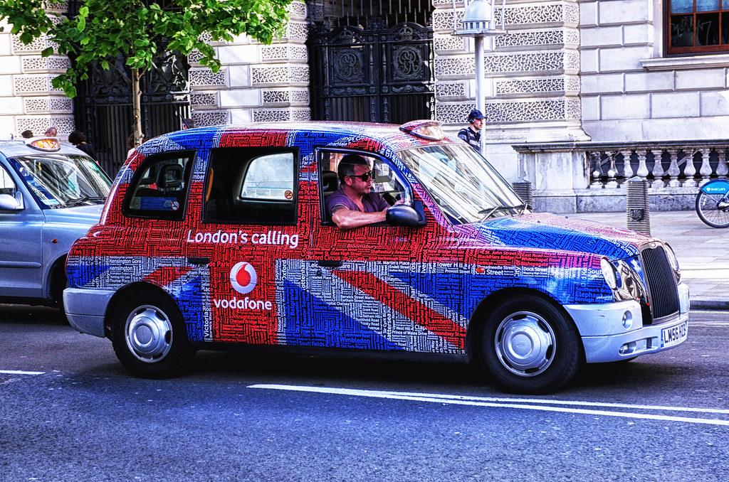 London's calling , London July 2013