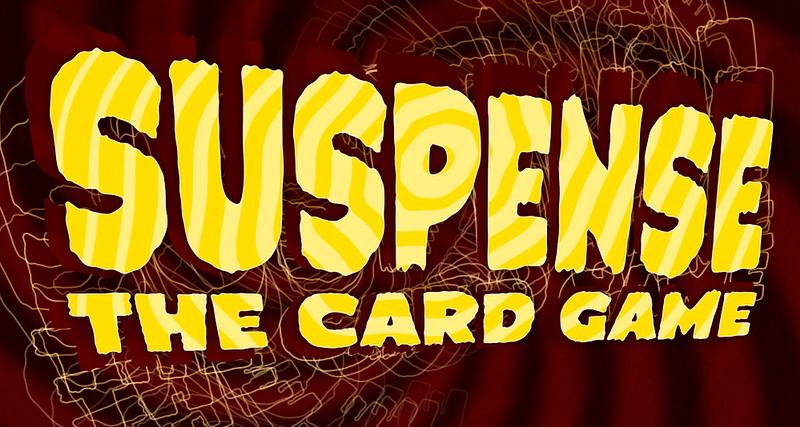 Suspense! banner