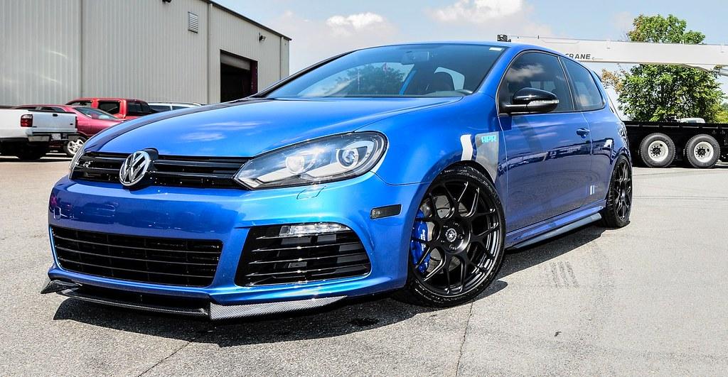 SpeedFreak Detailed: 500whp VW Golf R revisited, more Opti Coat