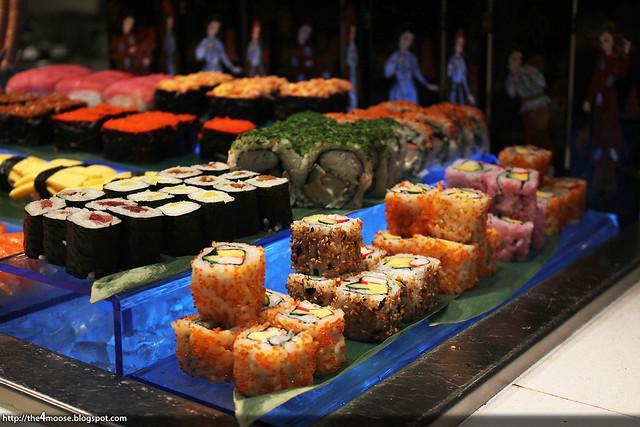 Spice Brasserie - Sushi