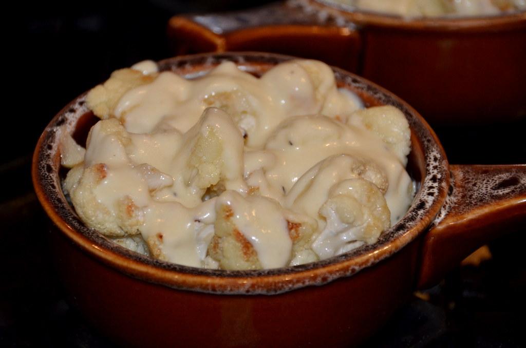 Gruyère Cauliflower