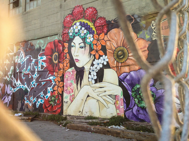 Mission Street Art, San Francisco