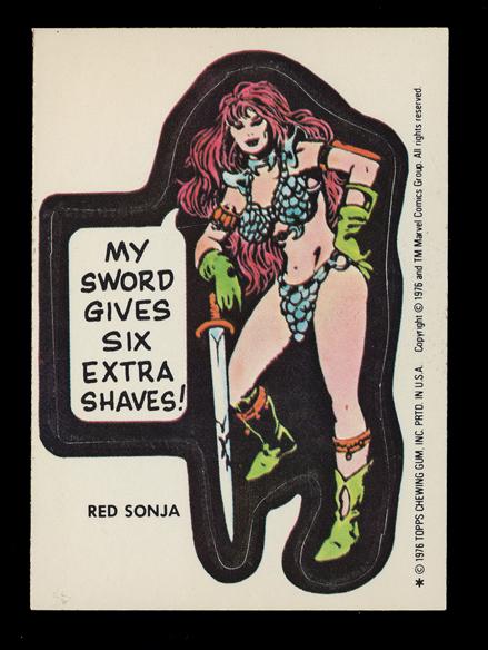 msh_bubblegum_22 Red Sonja