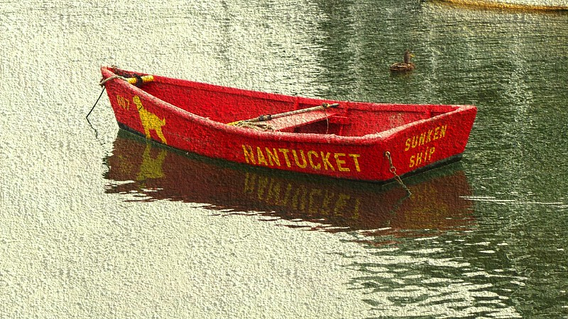 Nantucket: Red Boat