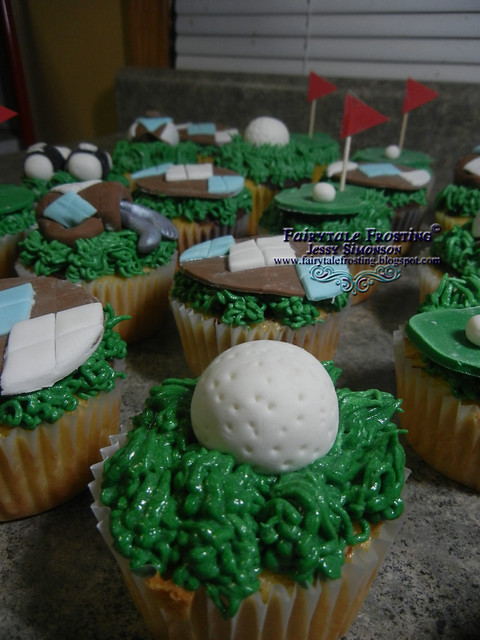 BLOG Golf Cupcakes2