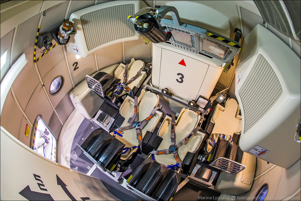 New-Generation 'Federation' Spacecraft
