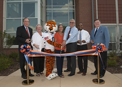 Kinesiology Building Ribbon Cutting