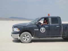 luxury vehicle(0.0), automobile(1.0), automotive exterior(1.0), pickup truck(1.0), wheel(1.0), vehicle(1.0), truck(1.0), ram(1.0), bumper(1.0), land vehicle(1.0),