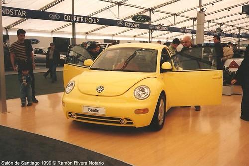 VW New Beetle - 1999 Salón del Automóvil de Santiago