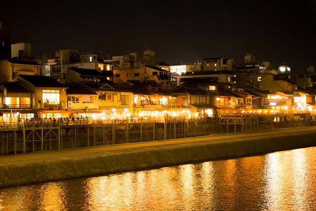 先斗町 (Ponto-chō)