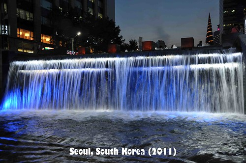 Cheonggyecheon Stream 06