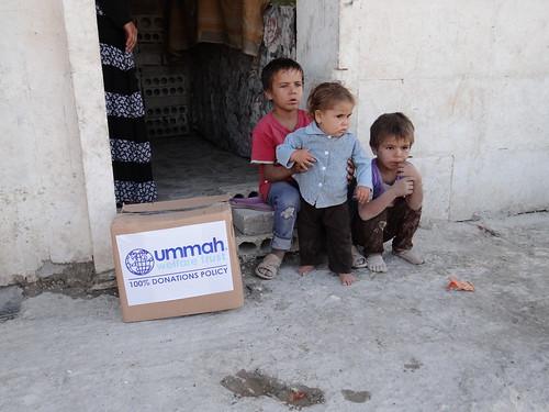 world charity war refugee islam relief third muslims development displaced destrcution
