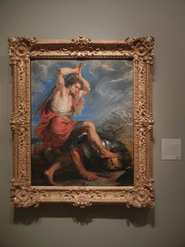 DSCN7662 _ David Slaying Goliath, c. 1616,