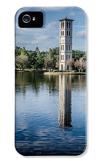 Belltower iPhone Case from FineArtAmerica.com