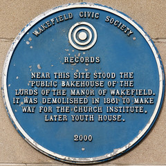 Photo of Blue plaque № 5784