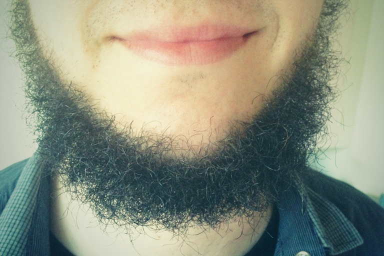 Friday, October 4: Tweet your beard's beard.