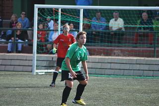 Sub14. Extremadura 0-7 Real Betis