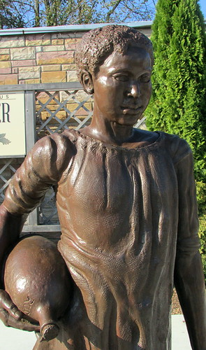 Sojourner Truth Statue- Port Ewen, N.Y.