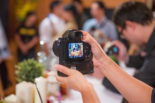 世界第一!全幅微單眼 Sony A7/A7R 發表會體驗分享 @3C 達人廖阿輝
