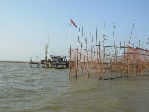 Siem Reap-Battambang - bateau (10)