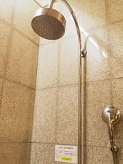 floor(0.0), flooring(0.0), lighting(0.0), sink(0.0), plumbing fixture(1.0), shower(1.0), tile(1.0),