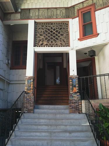 06 - Judson Studios - 200 S Ave 66 - NRHP-99000370 - HCM-62 - Gallery Entrance