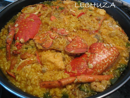 ARROZ CON RAPE Y BOGAVANTE (61)