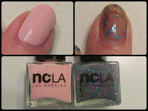 NCLA Nail Collage via Ashley