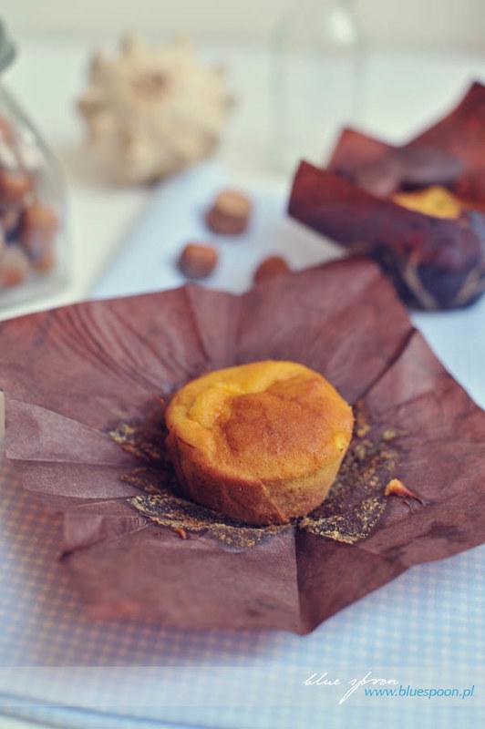 sprawdzony przepis na muffinki z dynii
