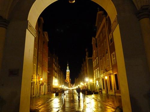 Calle Larga de Gdansk