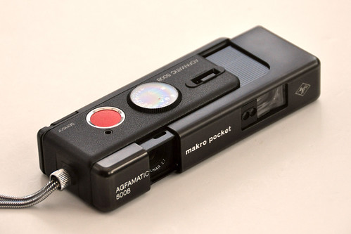 Agfamatic 5008 makro pocket by pho-Tony