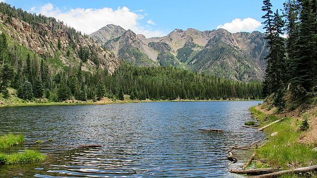 Photo:Spud Lake Colorado By Al_HikesAZ