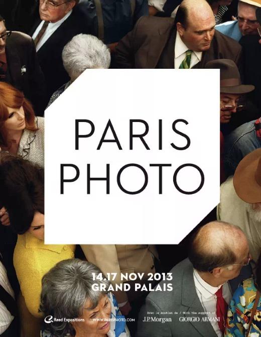 Paris Photo au Grand Palais du 14 au 17 novembre 2013