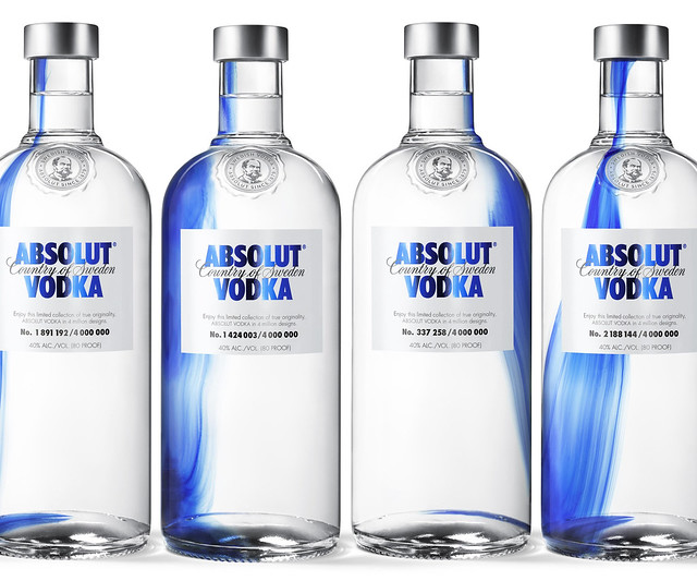 ABSOLUT ORIGINALITY絕對原創