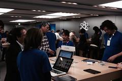 iPad mini 1st をたった15分で新品に交換してもらえた話@アップルストア銀座