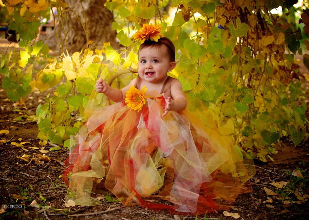 Miss E's 9 month Slideshow {Albuquerque Children's Photographer}