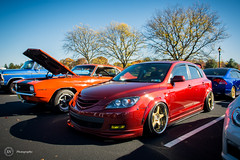 automobile, automotive exterior, wheel, vehicle, automotive design, mid-size car, compact car, bumper, mazdaspeed3, sedan, land vehicle,