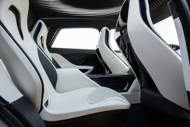 Jaguar C-X17 crossover concept in Dubai