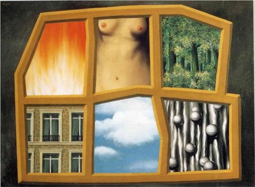 René Magritte: The Six Elements