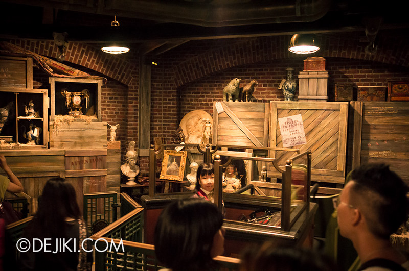 Mystic Manor - Loading Area 3