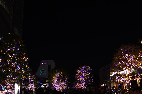 Shinjuku Terrace City Illumination '13-'14 09 PENTAX K-3