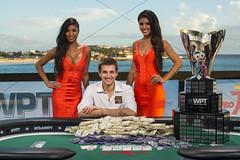 WPT S12 Caribbean Champion Tony Dunst