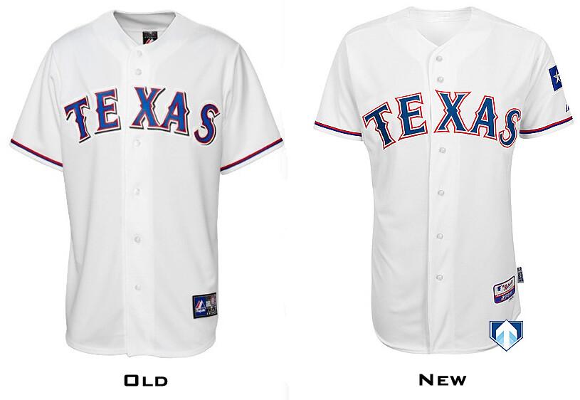 MLB Teams Unveil New Jerseys in November 8f440cad0