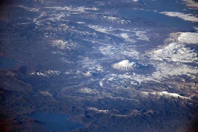 Photo:Mount Yotei and Surrounding Area By:sjrankin