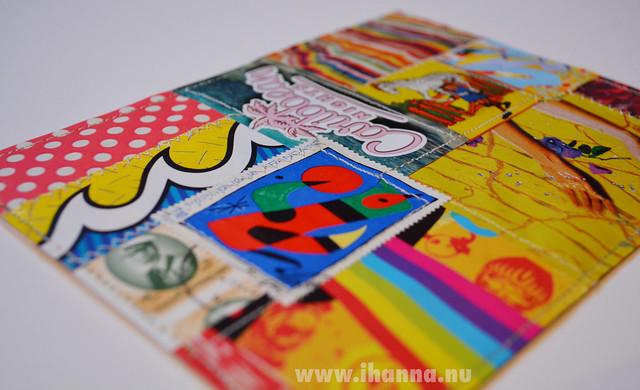 DIY Postcards: Pippi in Caribbean