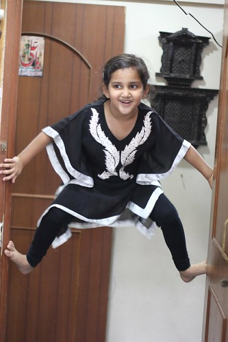 The Spider Girl... ,Marziya Shakir by firoze shakir photographerno1