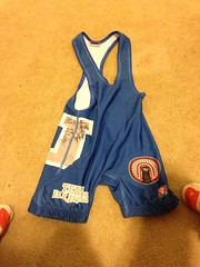 Team Illinois Fargo singlet