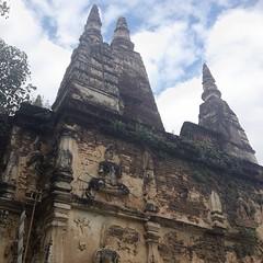 พระธาตุประจำปีมะเส็ง ✨ #chiangmai