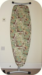 Make an ironing board cover