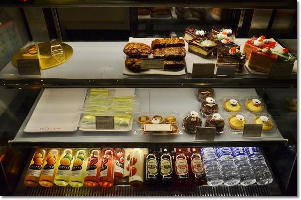 Desserts Counter